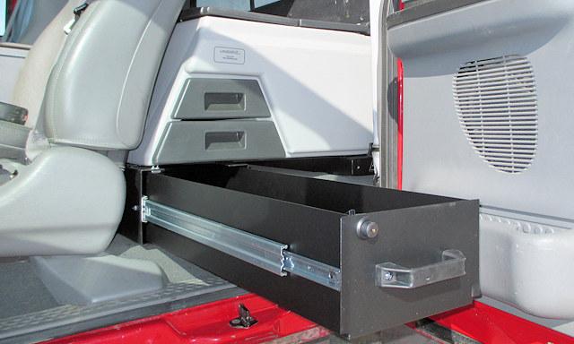 Truckoffice Truckoffice Truck Cab Storage Systems